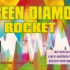 Green diamond rocket